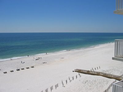 Photo for Beautiful Beachfront Condo, 3bed/2 bath