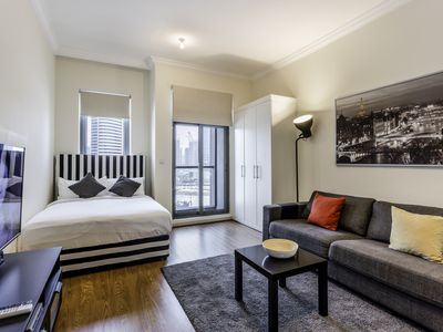 Photo for Furnished Studio in heart of Business Bay