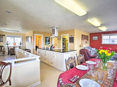 Photo for Waldport Townhome w/ Dog Run on Alsea Bay!