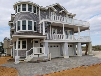 Photo for Spectacular BRAND NEW Oceanfront, Harvey Cedars, LBI, Amazing Views