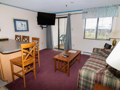 Photo for ML244 1BR/1BA Slope-View/Wi-Fi/Parking Next to Village