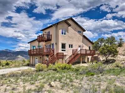 Photo for Large Salida Home w/ Mtn Views - 2 Mi to Downtown!