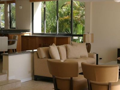 Photo for Air Conditioned Luxurious Oceanfront Condo... Puu Poa 307