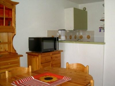 Photo for Apartment Cap d'Agde, studio flat, 3 persons