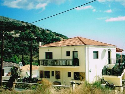 Photo for Detached Villa with Pool - 1 Bedroom Family apartment: (sleeps 4)
