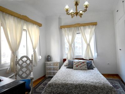 Photo for 3BR Apartment Vacation Rental in Athina