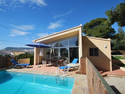 Photo for Beachnear holiday home with private pool, air condition, internet