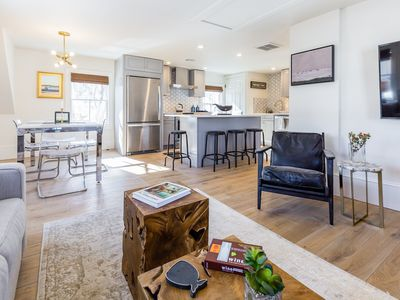 Photo for New Listing!  Recently Renovated Private Retreat, 2 Blocks to Downtown