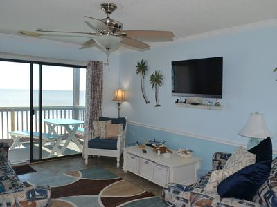 Photo for Sea Shadow 306 - Oceanfront in Surfside Beach