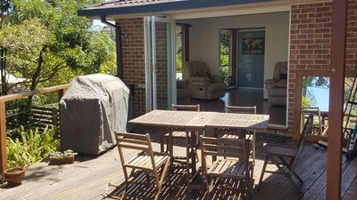 Photo for Kincumber Cottage - short drive to bush and beach
