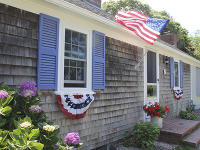 Photo for Bright Sunny Cape Cod Cottage in Falmouth, Ma