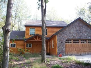 Photo for Luxurious New Log Home on Boyne Mountain
