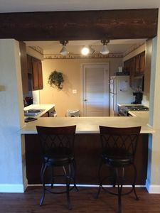 Photo for 3 BR, 3 BA  Roomy Lake Front Condo, Newly updated. Both Indoor & Outdoor Pools