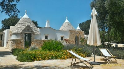 Photo for 2BR House Vacation Rental in San Michele  Salentino, Puglia