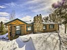 3BR Cabin Vacation Rental in Centennial, Wyoming