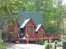 1BR Chalet Vacation Rental in Cashiers, North Carolina