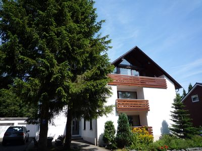 Photo for Apartment at Skiliftkarussell, Bikepark, incl. W-LAN & Sauerland SummerCard