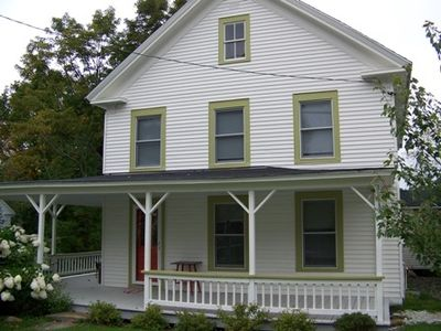 Photo for 4BR Farmhouse Vacation Rental in Belmont, Vermont