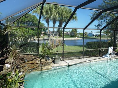 Photo for Villa Sonrisa  - Gulf Access Pool Home in Cape Coral Florida