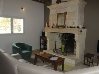 Photo for Holiday farmhouse at the vineyard in the Camargue