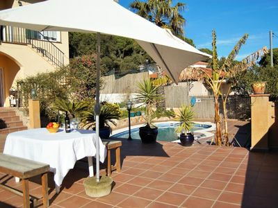 Photo for Holiday house Lloret de Mar for 12 persons with 6 bedrooms - Holiday house
