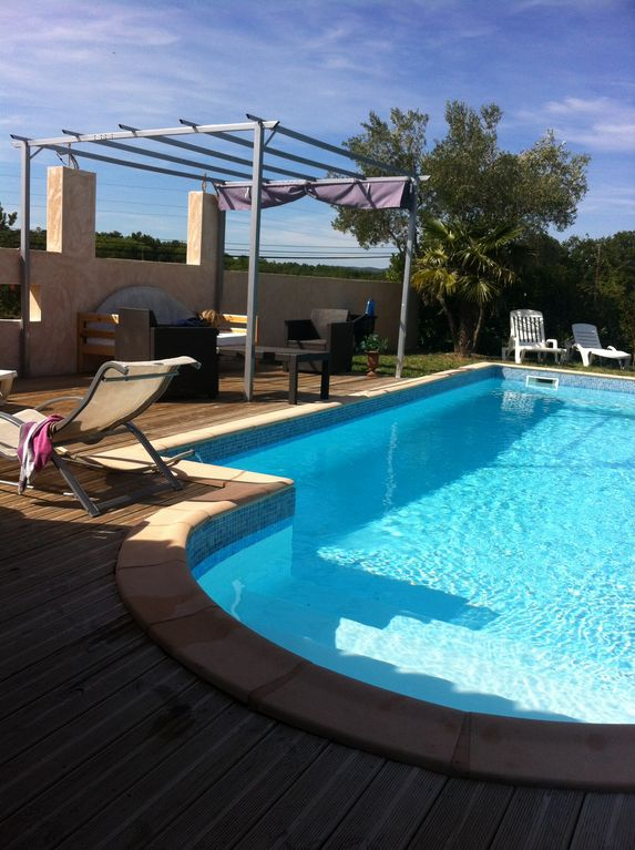 Villa  Personnes Avec Piscine Privative Vallon Pont D Arc  Rhne