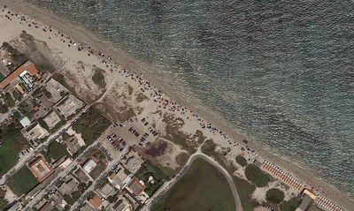 Photo for House with garden, 50m from the sea. Spiaggiabella kite spot