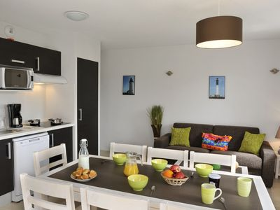 Photo for Neat house with dishwasher, near the beach of the Vendée