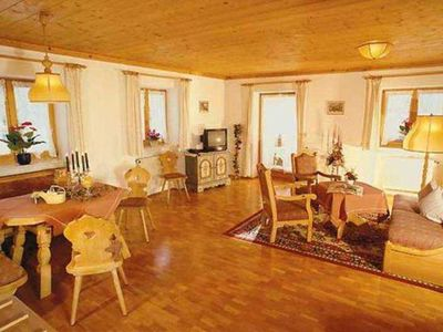 "Photo for Apartment about 72 sqm No. 1 -. Guesthouse ""Ludwig Thoma"" Inns & Apartments"