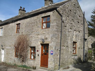 Photo for Beautiful cottage with large garden in heart of Yorkshire Dales. Pets welcome