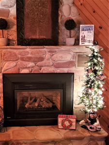 The Riverfront Cottage at AuTrain ~ Spend the Holidays at the Cottage!!