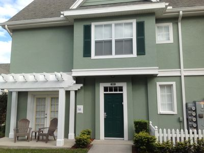 Photo for Vacation Townhouse Villa Close to Disney