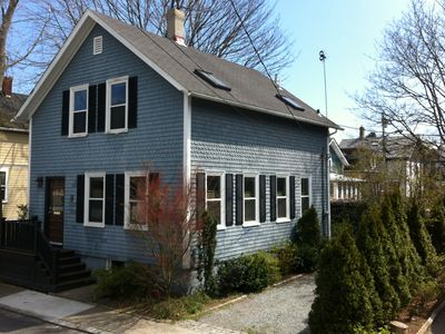 Photo for Charming cottage in historic neighborhood