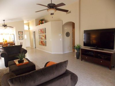 Living Room - additional view