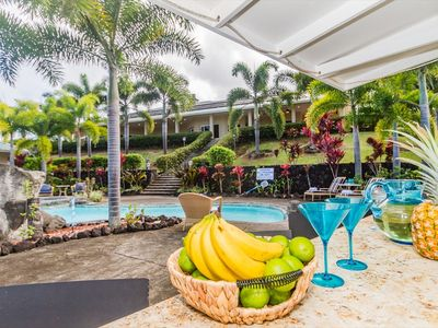 Photo for Lai Nani Luxurious Oceanfront Vacation Rental and Pool in Hakalau, Big Island