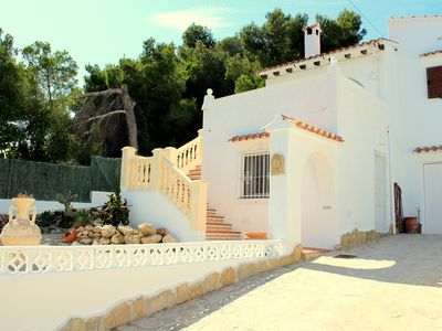 Photo for Newly Renovated Villa Moraira, Close to town, Private Pool,