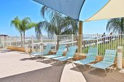 San Carlos 401 - Retreat to the beach in this Spacious 4th Floor Gulf Front Condo!  Complimentary Wi-Fi is included!