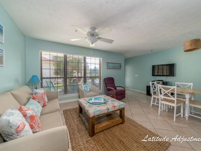 Photo for *OPEN for Summer 2020!* Family-Friendly, Ground Floor, Steps to the Beach!