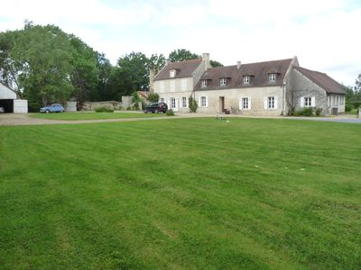Photo for 7BR House Vacation Rental in Merville-Franceville-Plage, Normandie