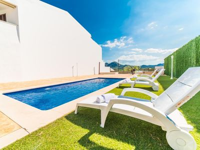 Photo for 3 bedroom Villa, sleeps 6 in es Barcarès with Pool, Air Con and WiFi