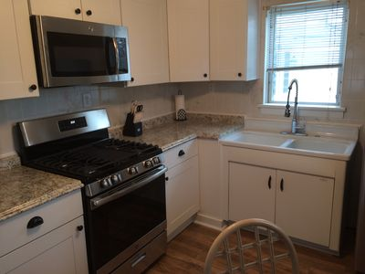 Photo for Yesteryear's Charm with a Modern Transformation, Family Friendly Two Bedroom