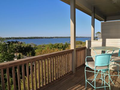 Photo for Gorgeous Waterfront Home  ~ SWIM 2 Pools/Hot Tub FREE WiFi ~ FISH ~ RELAX~ Great location West Lago