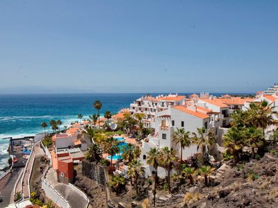 Photo for RENOVATED AND MODERN APARTMENT WITH UNBEATABLE VIEWS TO THE SEA IN LOS GIGANTES