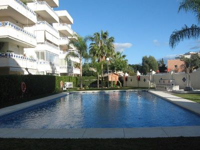 Photo for Two Bedroom Apartment for Vacation in Marbella 200 meters to the Sea!