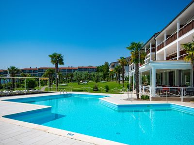 Photo for Holiday apartment with Internet and Pool