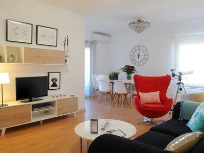 Photo for Apartment 122 m from the center of Málaga with Internet, Air conditioning, Lift (723007)