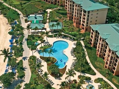 Photo for Ritz Carlton, St Thomas, Oceanfront Two bedroom Club Suite #4
