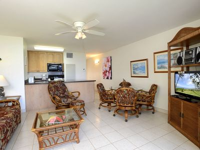 Photo for UP TO 25% OFF!! Ground Floor Oceanfront Condo at Sugar Beach Resort