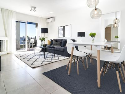 Photo for RDM - Stylish Holiday Apartment with Ocean Views - Apartment for 4 people in Mijas Costa