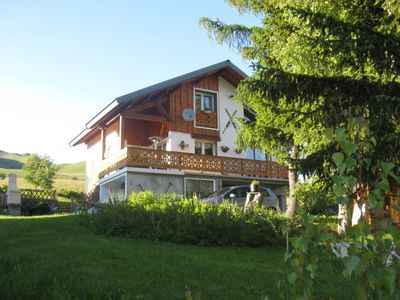 Photo for Chalet accommodation for 5 people. Website: www. cottage-rent-toussuire. com